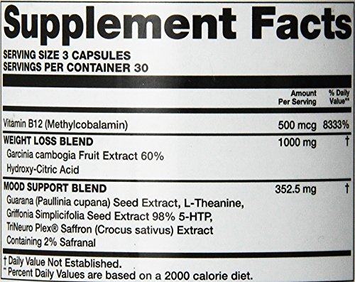 Shr3d-x extreme weight loss supplement