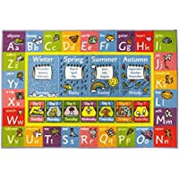 KC CUBS Playtime Collection ABC Alphabet, Seasons, Months...