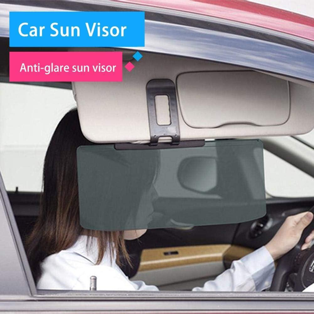 Auto Anti-Glare Driving Shading Spiegel Auto Anti-Glare Clip-on Sonnenschirme Amiable Ganmaov Car Sun Visor Extension