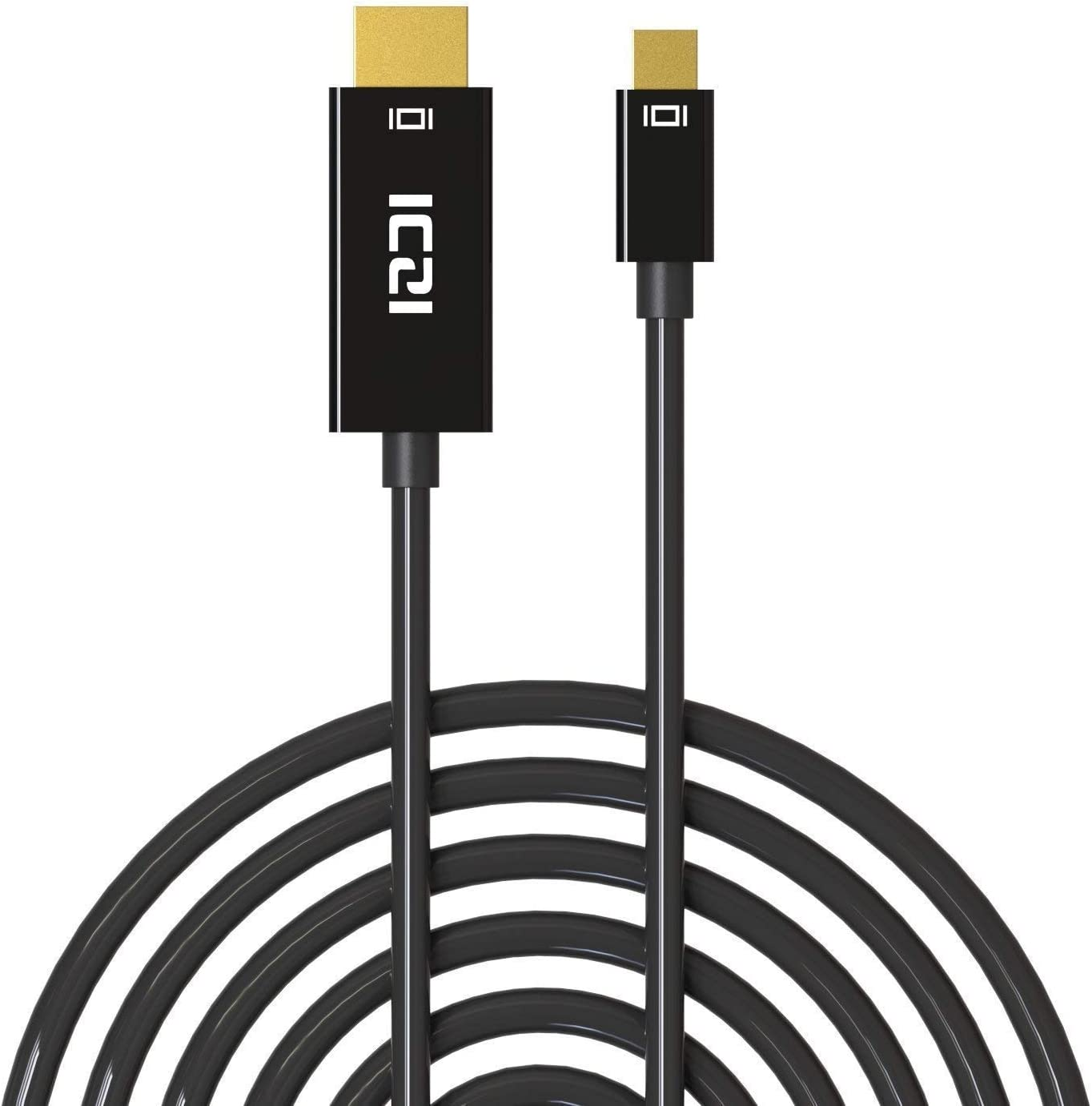 3M Mini Displayport MDP to HDMI Cable Cord for Microsoft Surface Pro 4 3 Book M