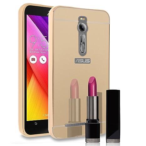 ASUS Zenfone 2 ZE551ML Metal espejo - Carcasa parachoques de ...