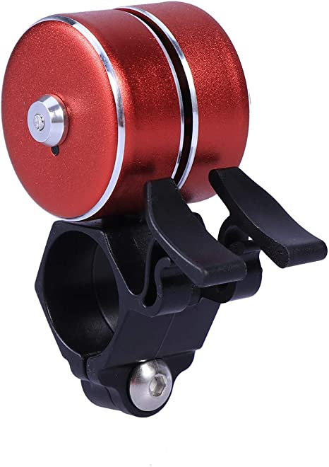 LIOOBO Bike Bell Anillo de Advertencia de bocina de Bicicleta Bell ...
