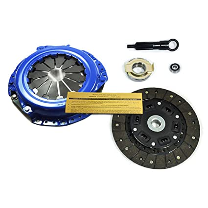 Amazon.com: EFT STAGE 2 HEAVY-DUTY 215mm CLUTCH KIT 1989-1998 SUZUKI SIDEKICK 1.6L 1.8L 4CYL: Automotive