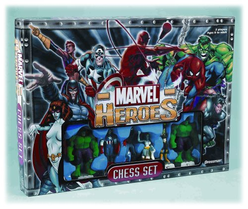 Marvel Heroes Chess Set Replacement Figure Pressman, 2003 Wolverine