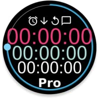 Cronómetro y Temporizador Pro