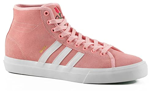 reputable site a3083 be8df Image Unavailable. Image not available for. Colour  Adidas Matchcourt High  RX Nakel Haze Coral White Haze ...