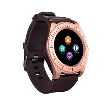 Amazon.com: New Z3 Bluetooth3.0 Smart Watch Support SIM and ...