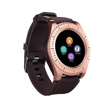 Nuevo Z3 Bluetooth 3.0 Smart Watch Compatible SIM y Tfcard cámara ...