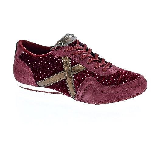calidad confiable mejor precio para forma elegante Zapatillas Munich Sotil 333 Granate 38 Granate: Amazon.es ...