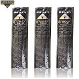 Mohan® Incense African Violet Scents Pack 250 Sticks (9.2 Inches Tall) - Makers of the World Famous Khush Scent - Premium Pure Charcoal Incense Hand Rolled in the Finest Herbs, Spices, Oils, Honey, and Sandalwood Powder