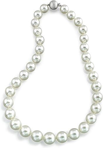 11-13mm collar de perlas cultivadas del mar del sur de Australia