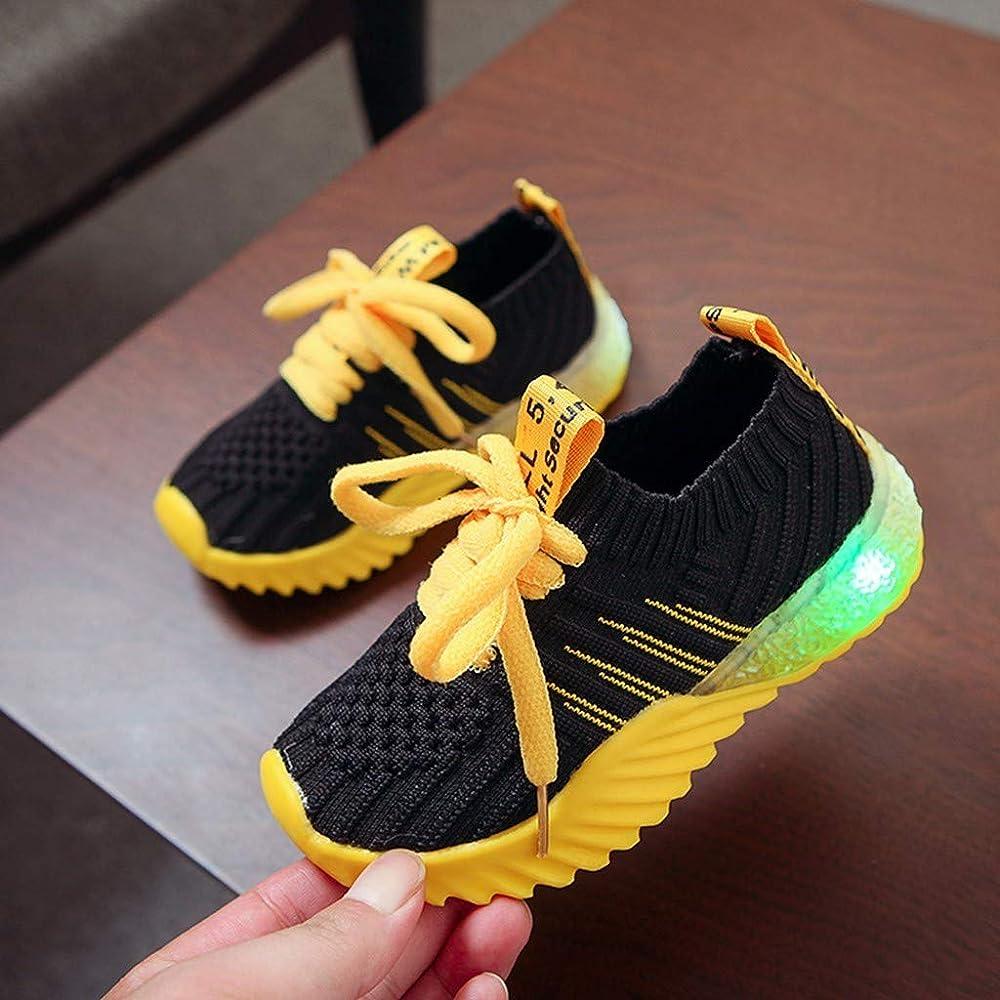 Amazon.com: Kids LED Light Up Shoes