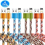 Best I Phone 5 Cords - iPhone Cable, WGKvaima Lightning Cable 4Pack 3FT to Review