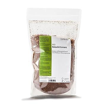 bokashi fermentos - Bio calidad - dimikro®: Amazon.es: Jardín