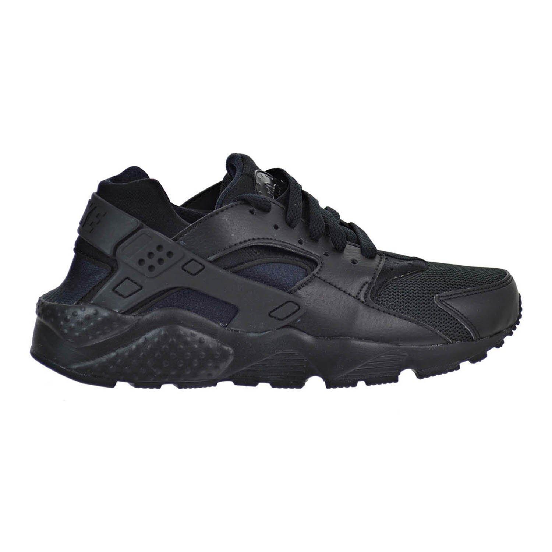 NIKE Air Huarache Run SE (GS)  sneakers B079CC6ZGM 6 M US Big Kid|Black/Black