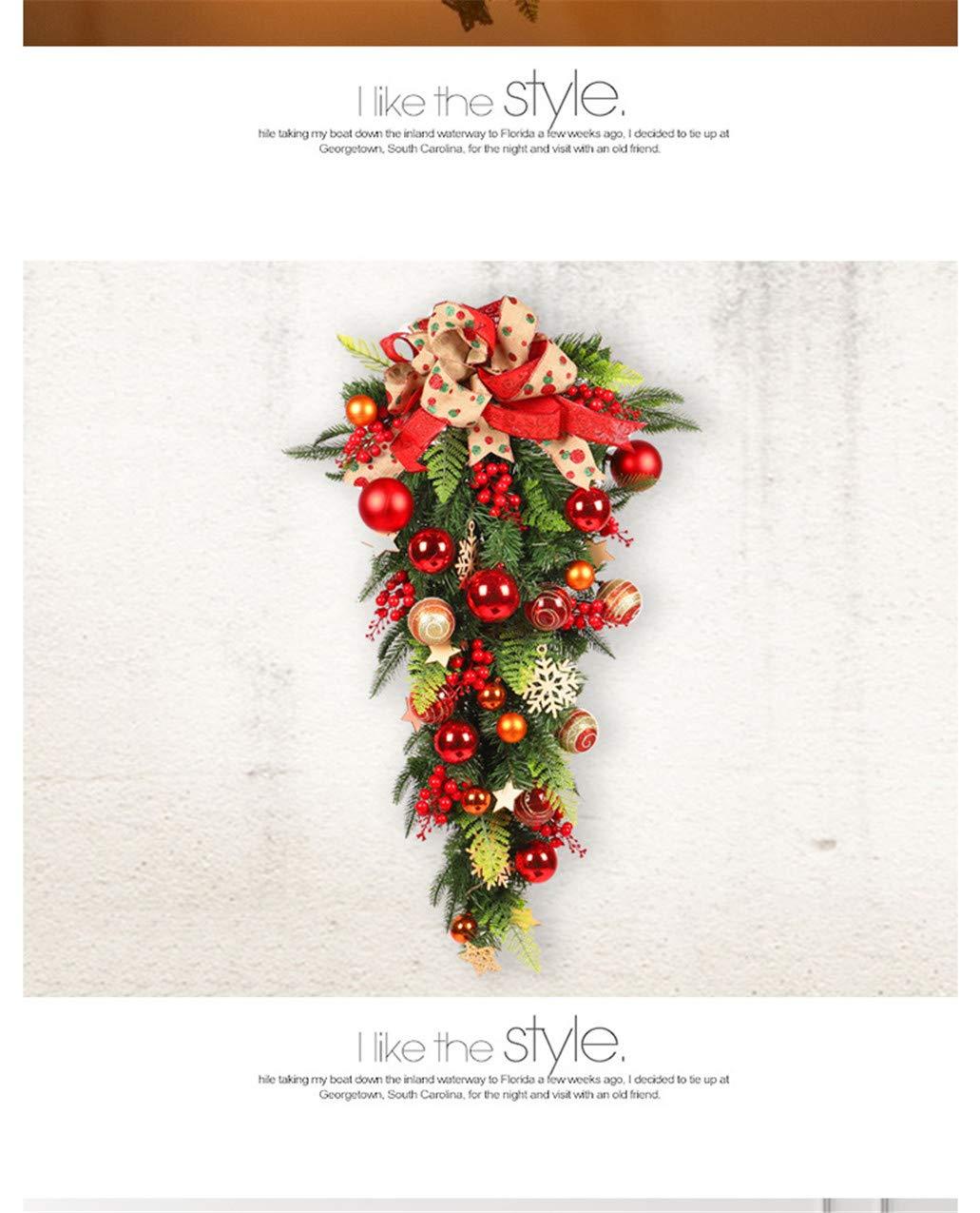Amazon Com Lyfwl Christmas Ornaments Christmas Decoration Hanging