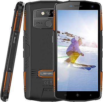 Leagoo XROVER Teléfono Resistente: Amazon.es: Electrónica