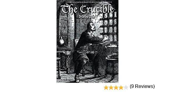 Amazon.com: Crucible Teacher Guide - complete lesson unit for ...