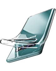 TOZO for Samsung Galaxy S10 Case Premium Clear Soft TPU Gel Ultra-Thin [Slim Fit] Transparent Flexible Cover for Samsung Galaxy S10 [Clear Gel]