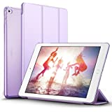 Custodia per iPad Air 2, ESR Ultra Sottile e Leggere, Slim Smart Case Cover Magnetico Con la Funzione Auto Sleep per Apple iPad Air 2 9.7 pollici Uscito a 2014 (Modello A1566, A1567).(Viola)