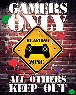 Grupo Erik Editores Poster Gamer Saving The World: Amazon.es ...