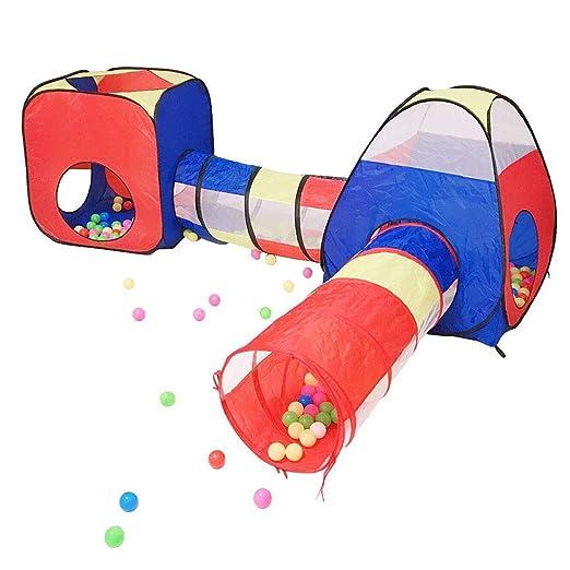 Tienda infantil para túneles - Juguete de tres en uno Bola marina ...