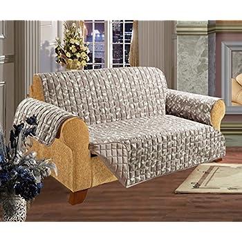 Amazoncom Tucson Aztec Furniture Protector Cover Sand Loveseat