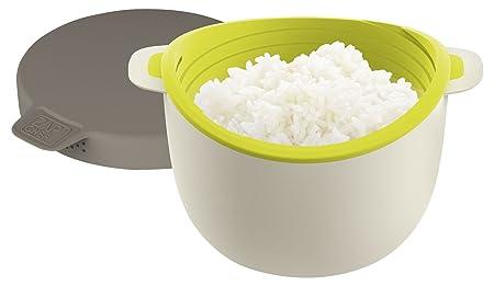 Zap Chef - Cocina de arroz para microondas: Amazon.es: Hogar