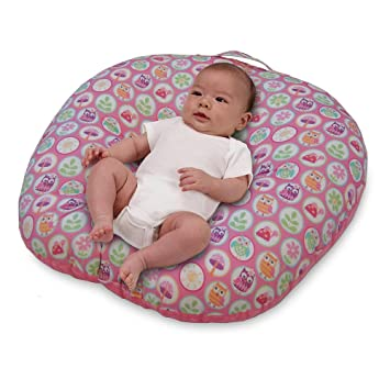 Amazon.com: Boppy Heirloom recién nacido Lounger – Búho ...