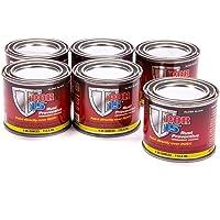 $41 » POR-15 Rust Preventive Coating - 6 Pack - Gloss Black | Stop Rust & Corrosion…