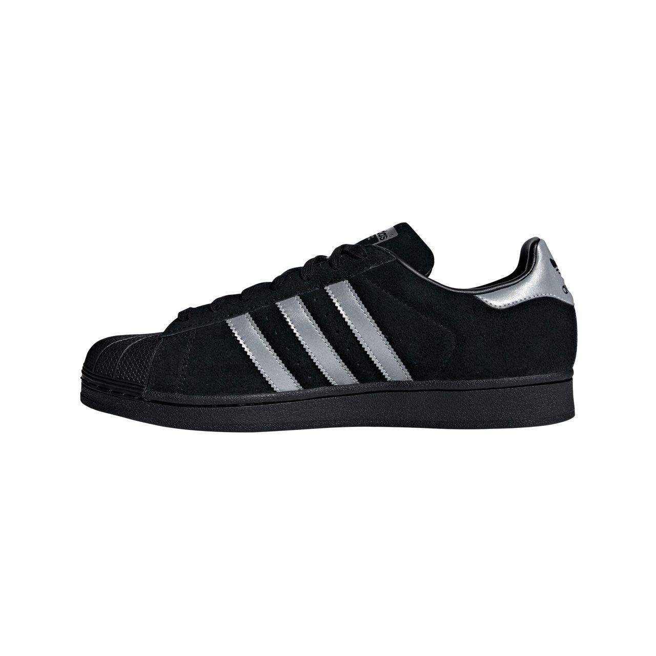 Adidas Superstar schwarz Supplier Colour schwarz 45