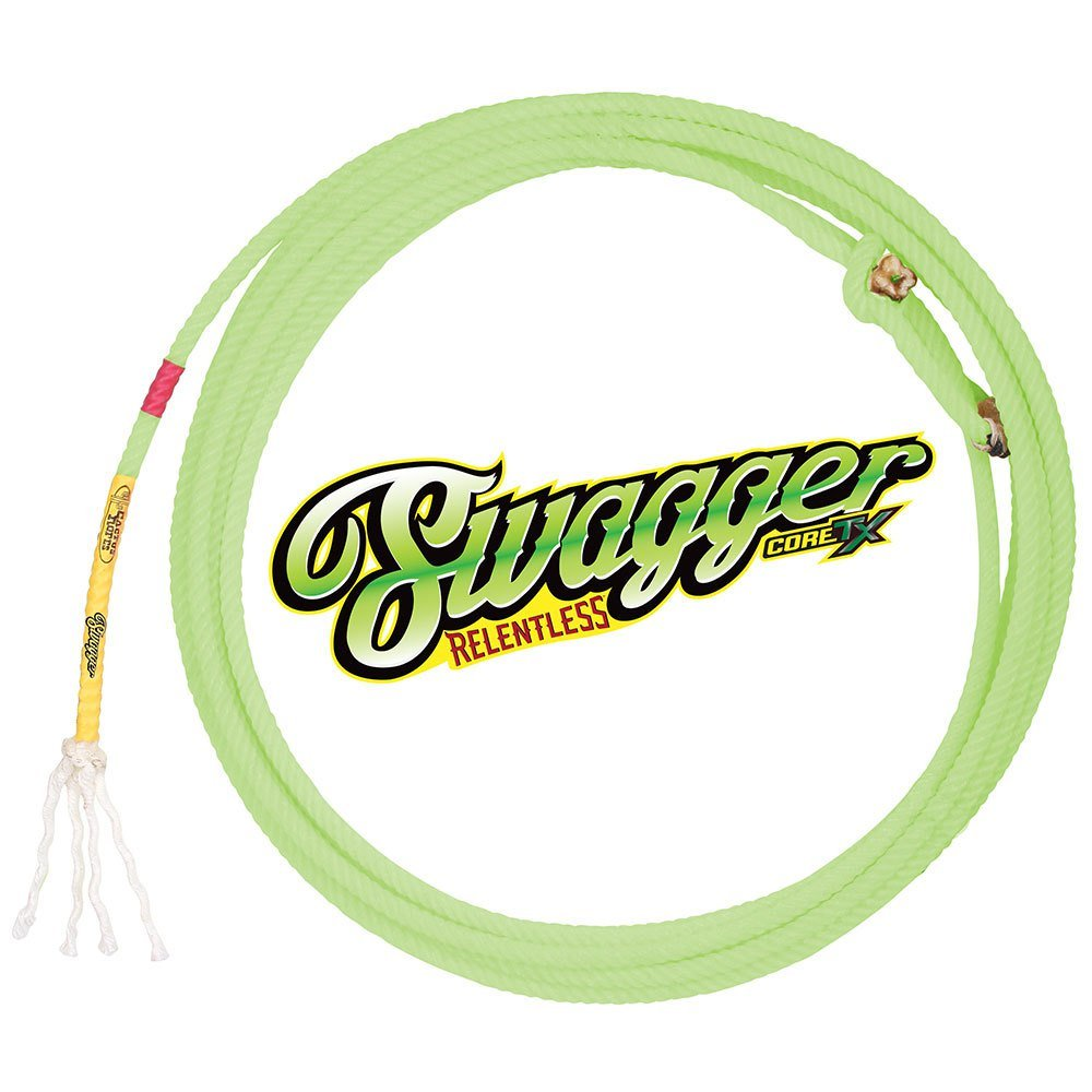 CACTUS ROPES Swagger Relentless 4 Strand Head Rope with CoreTX S