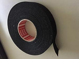 amazon com tesa wire loom harness tape used by mercedes bmw vw audi  tesa's most advanced high heat harness tape 51036 mercedes, bmw, audi, vw