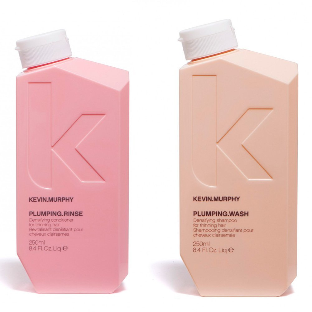 Kevin Murphy Plumping Wash and Rinse for Thinning Hair Duo set, 8.4 oz. by Kevin Murphy