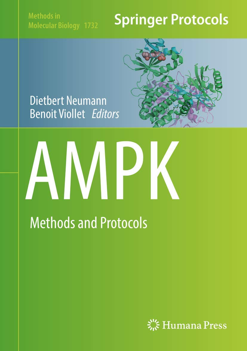 AMPK: Methods and Protocols Methods in Molecular Biology ...