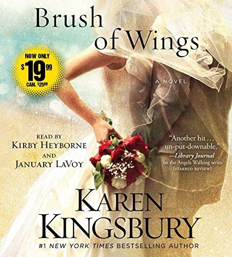 A Brush of Wings: A Novel (Angels Walking)