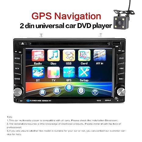 Amazon.com: Fangyiju - Reproductor de DVD y vídeo con ...