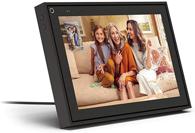 Facebook Portal - Smart Video Calling 10 Inch Touch Screen Display with Alexa