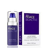 PHACE BIOACTIVE Illuminating Facial Serum with Hyaluronic Acid, Skin Brightening...