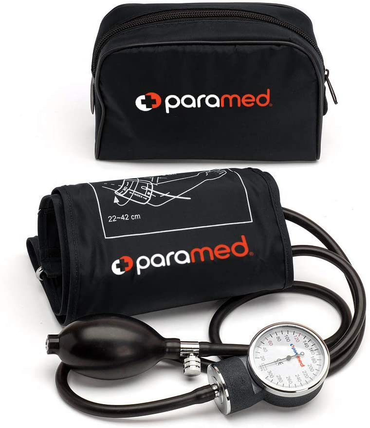 PARAMED Aneroid Sphygmomanometer review
