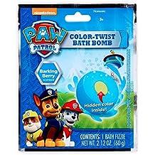 Paw Patrol Color-Twist Bath Bomb