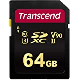 Transcend Transcend 64GB SD Card Class3 UHS-II (TS64GSDC700S), (TS64GSDC700S)
