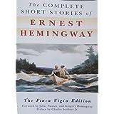 The Complete Short Stories of Ernest Hemingway: The Finca Vigia Edition(两种封面 随机发货)
