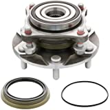 [1-Pack] 4110446 - [4WD/4x4 Model] FRONT Wheel Hub & Bearing Assembly Compatible With Tacoma, 4Runner, FJ Cruisers…
