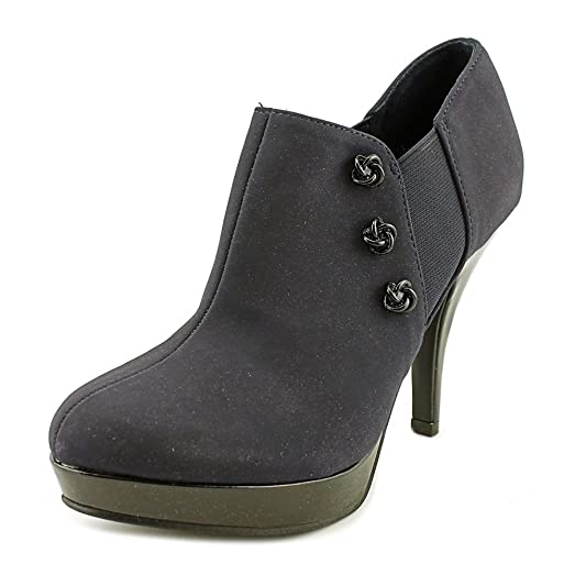 Unlisted Kenneth Cole File In Love Pointed Toe Synthetic Bootie