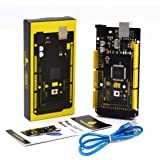 KEYESTUDIO Mega 2560 R3 ボードで + USBケーブル for arduino