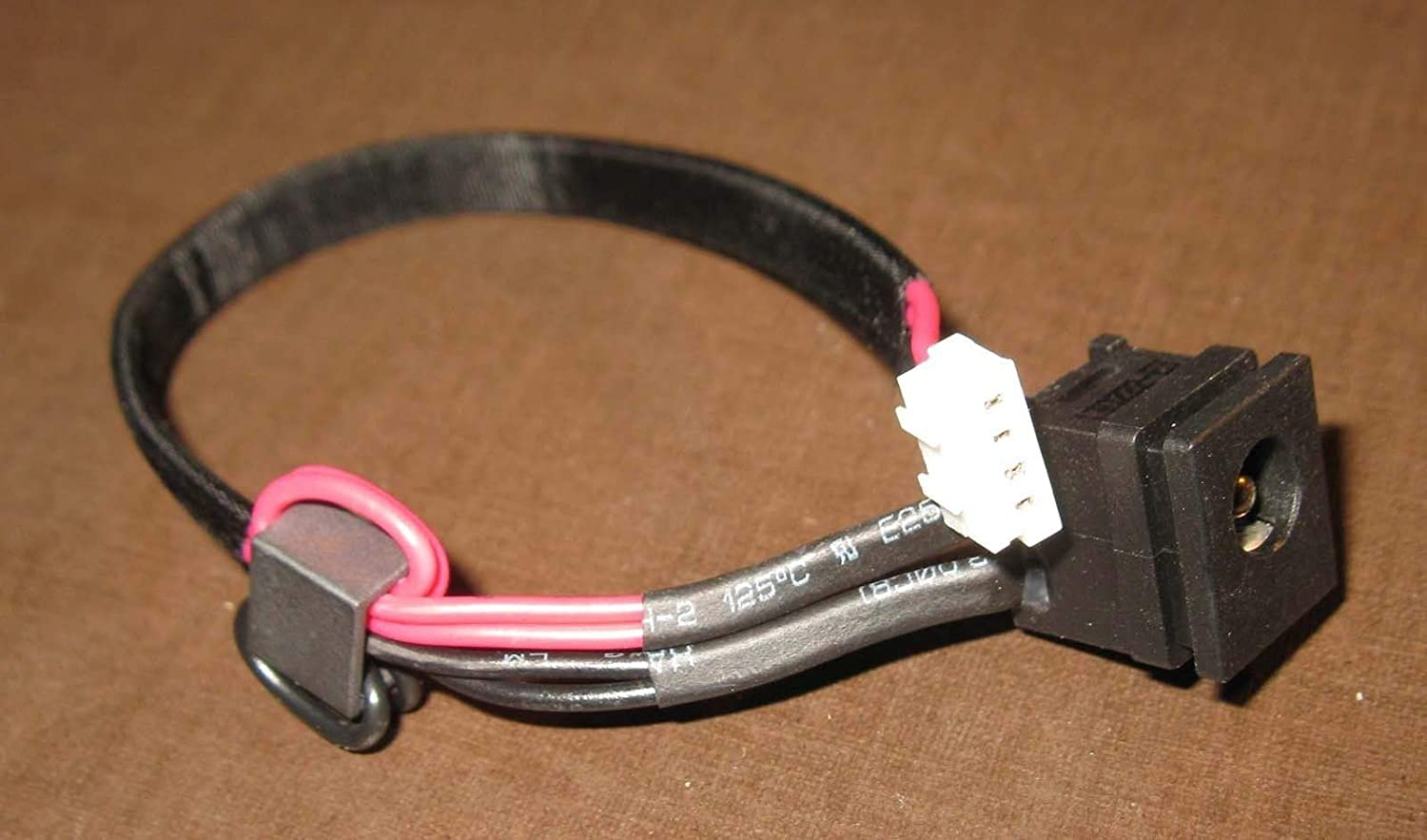 DC Power Jack cable wire for Toshiba Satellite C655-S5335 C655-S5339 C655-S5340