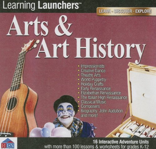 Amazon.com: Art & Art History: Over 15 Complete Printable Unit ...