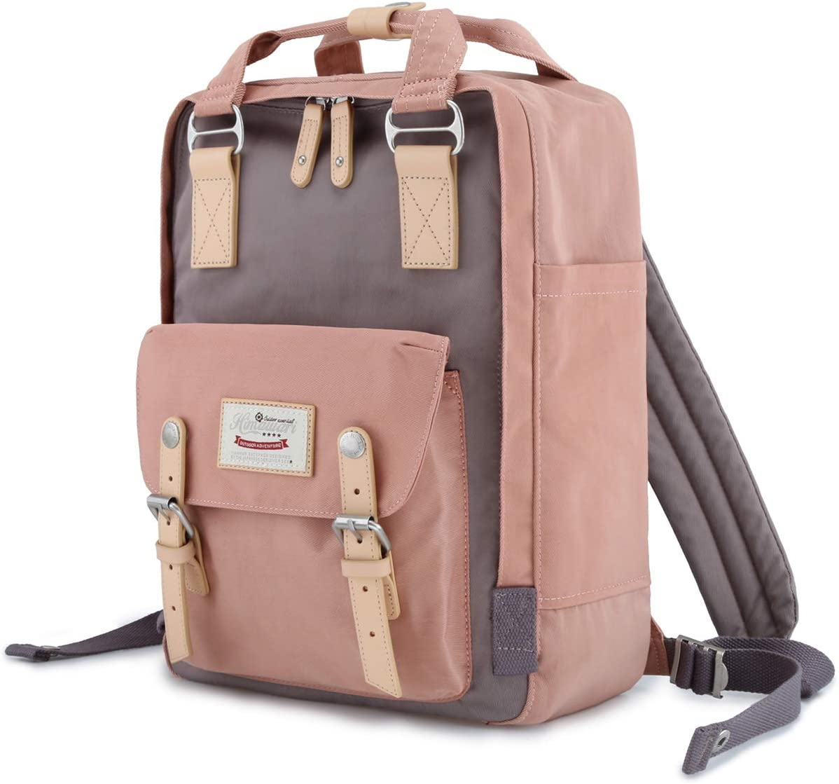 Himawari Cute School Bag with Laptop Compartment Waterproof Travel Backpack for Girls Women,15 Inch