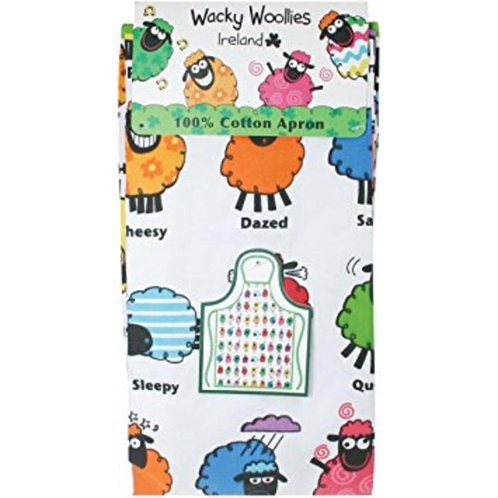 Dublin Gift Wacky Woolies Apron